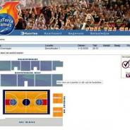 Ticketing voor Sportclubs – GasTerra Flames