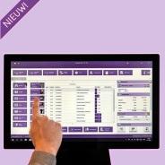 Nieuwe versie TRS leverbaar: TRS7 Touch